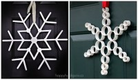 25 Snowflake Crafts, Activities and Treats - Happy Hooligans