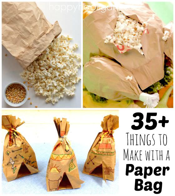 paper bag crafts and activities copy