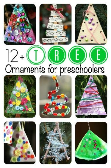 Art Projects Kids Christmas Tree