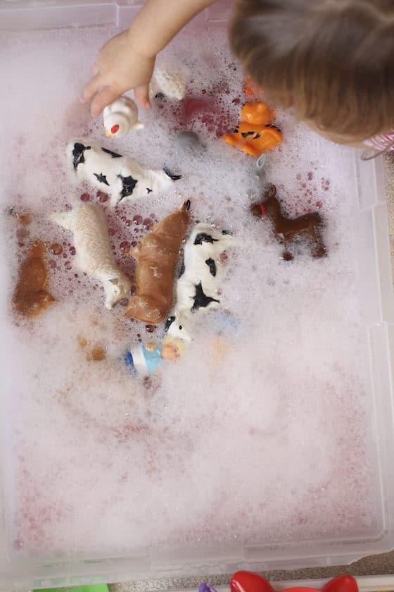 sanitize baby toys