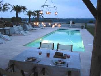 Just 2 suites pool