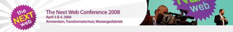 Next Web Amsterdam Conference Logo