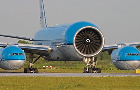 Wow KLM Airplane