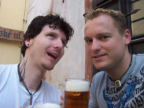 james-at-the-beer-festival-in-munich