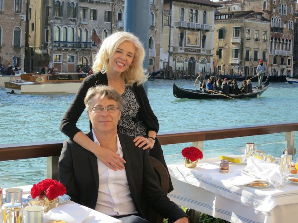 WanderingCarol.com Terrace at Gritti Palace Hotel Venice