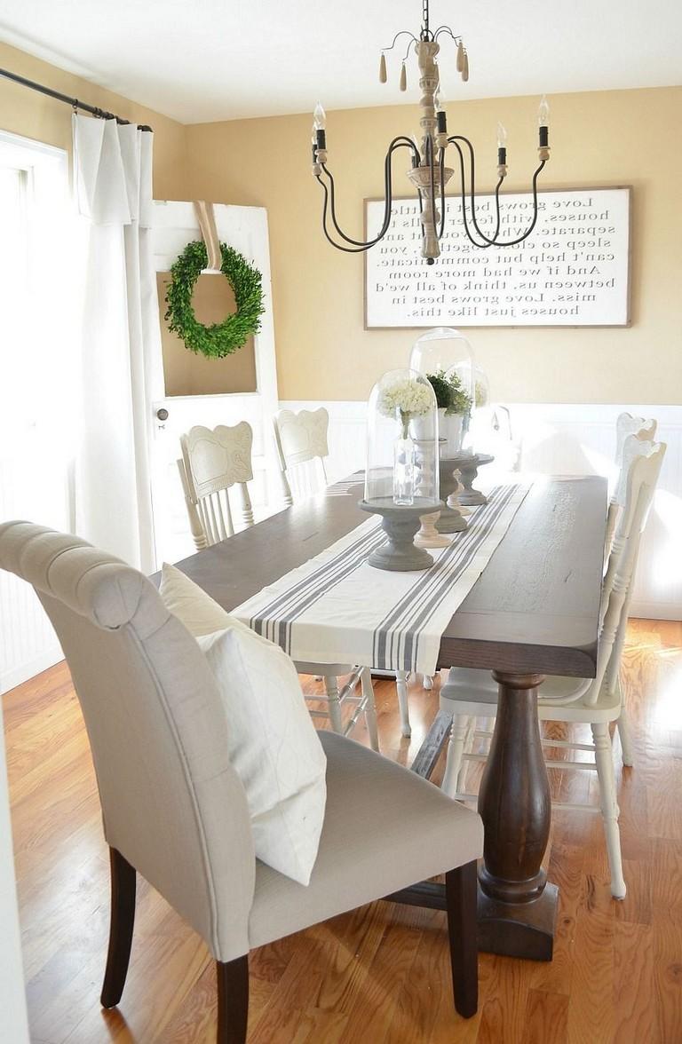 19 Luxury Simple and Modern Farmhouse Interior Design Ideas