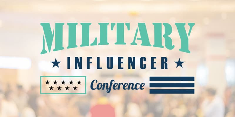 Military Influencer Conference