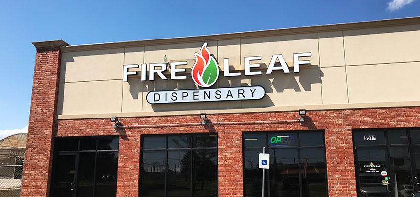 Fireleaf OKC West Dispensary Review
