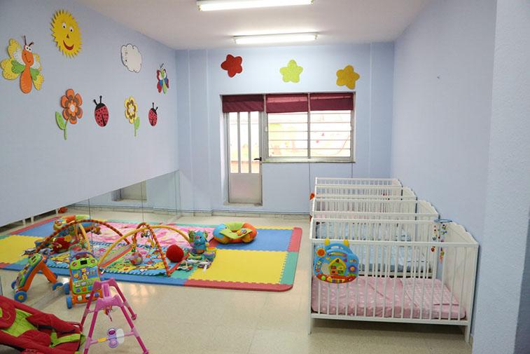 happykidshouse 11757x505 - Aula de bebés