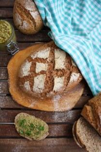 Easy No-Knead Beer Bread