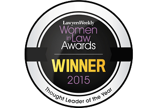 Clarissa Rayward Women in Law Award