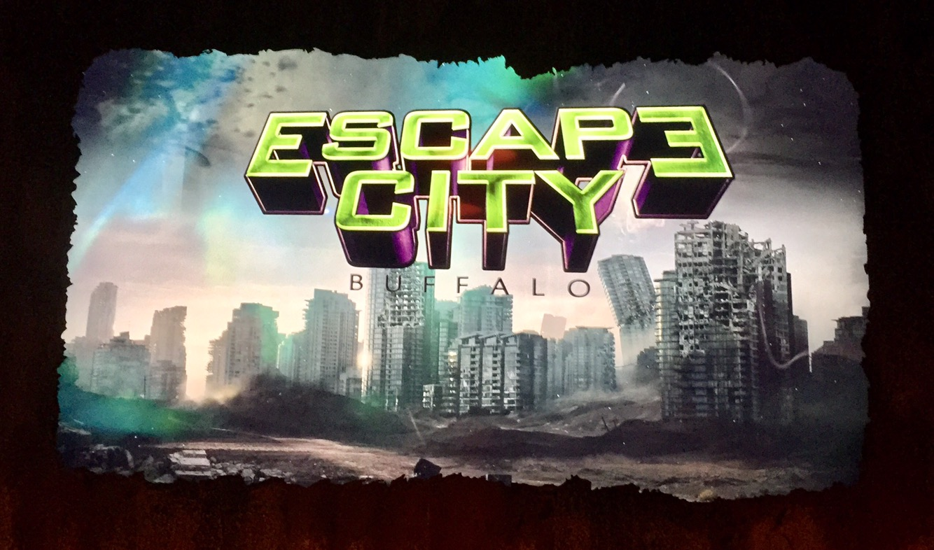 Thrills and Chills at Escape City Buffalo!