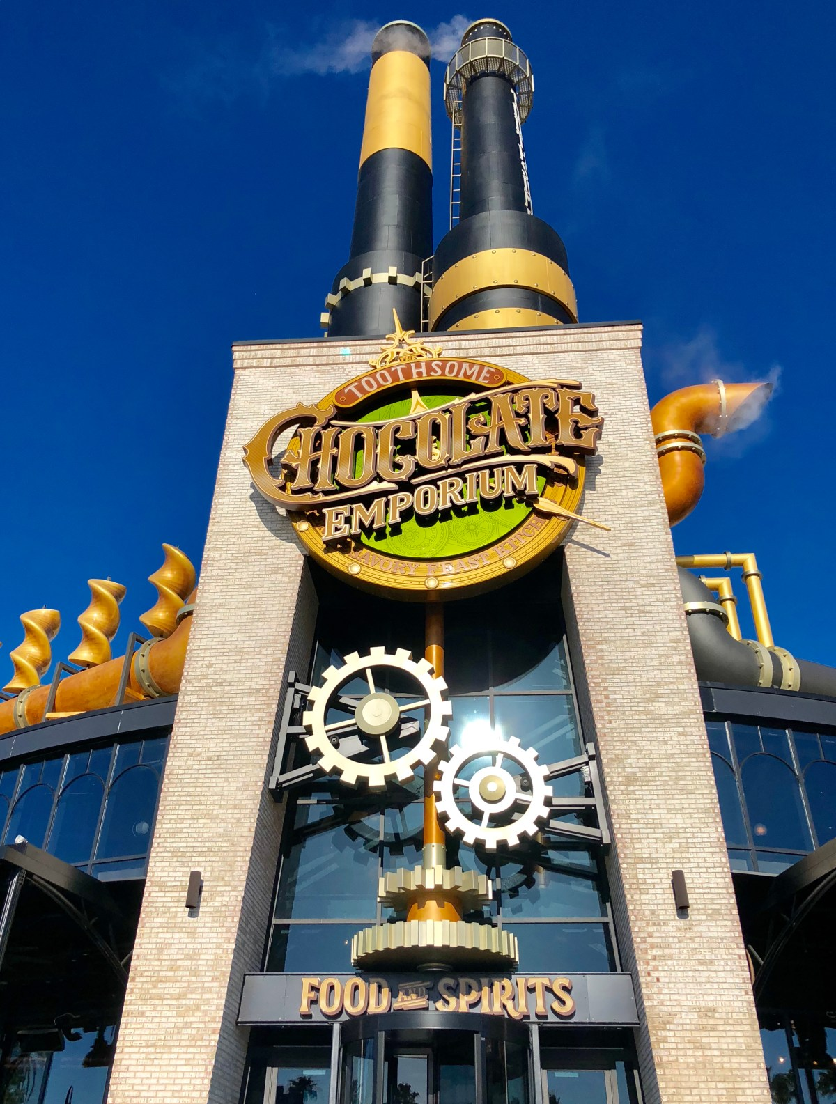 Toothsome Chocolate Emporium #toothsomechocolateemporium #toothsomes #citywalk #universalstudios #citywalkrestaurants