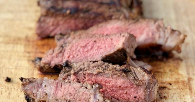 My All Time Favorite Steak Marinade!
