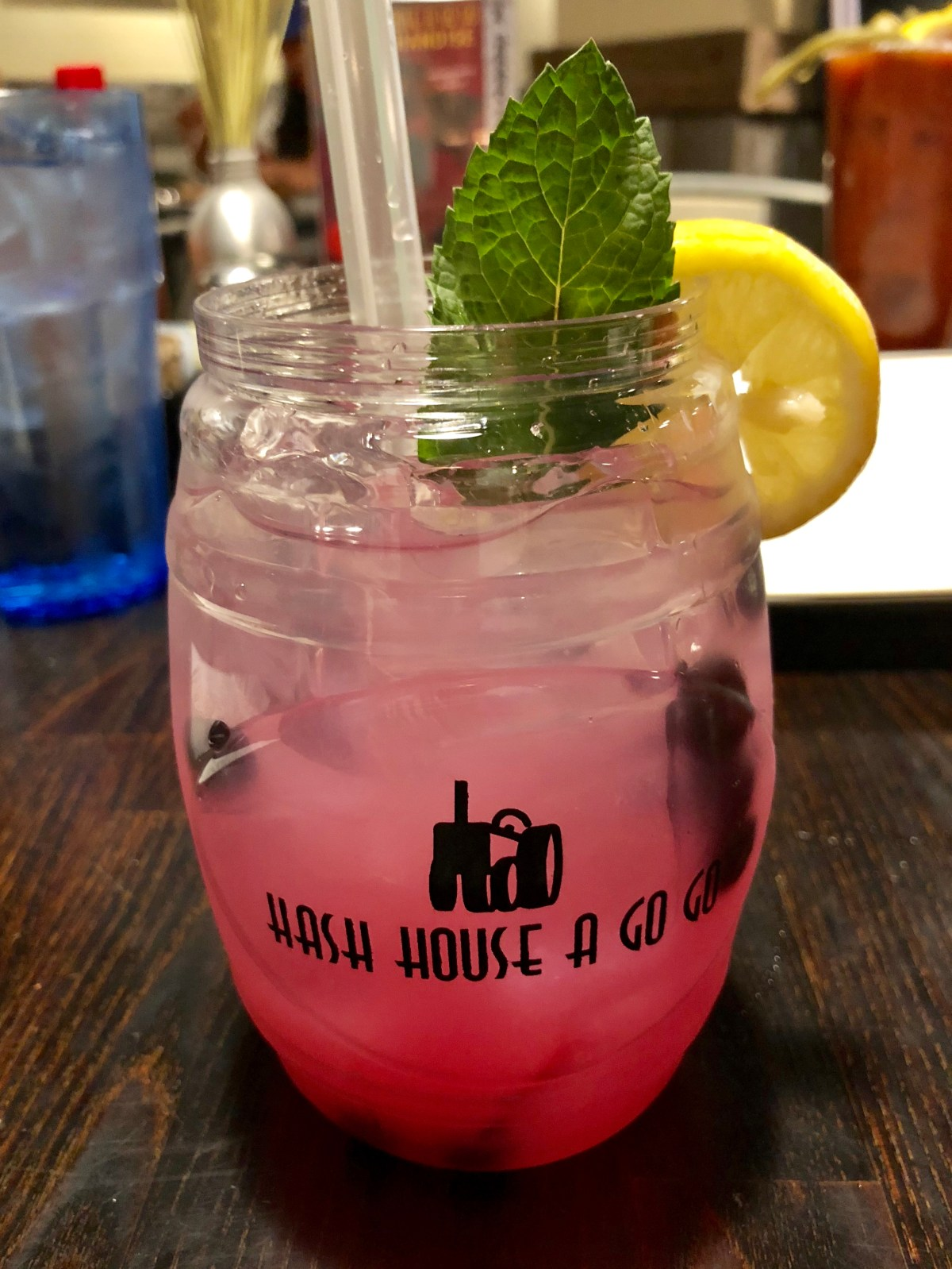 Hash House A Go Go #huckleberrysin #hashhouseagogo #thelinq #wheretoeatinvegas #lasvegas