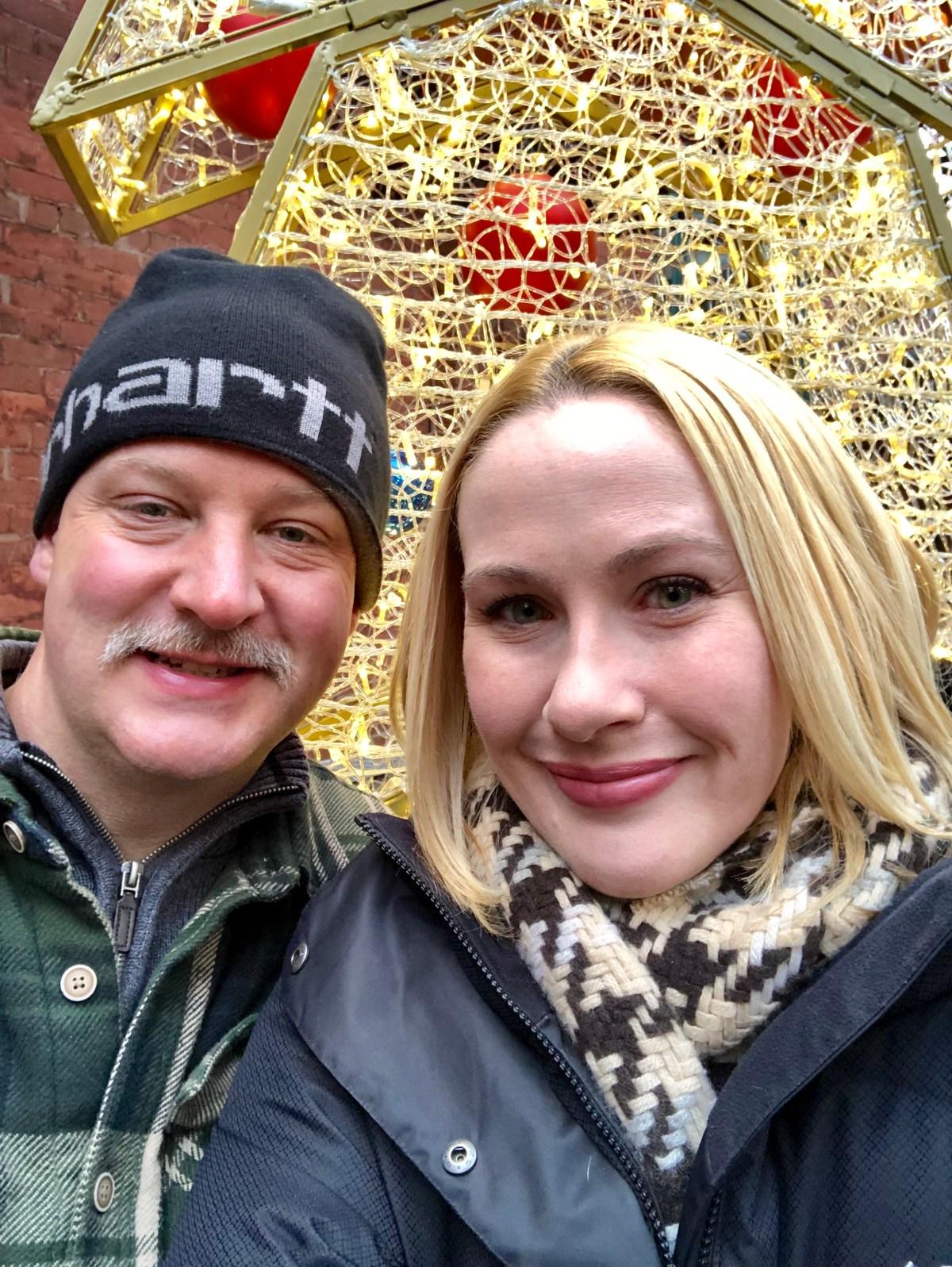 Happylifeblogspot at the Toronto Christmas Market #torontochristmasmarket #toronto #distillerydistrict #ontario #christmasmarkets #canada
