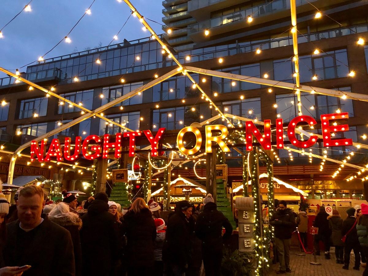 The Toronto Christmas Market #torontochristmasmarket #toronto #distillerydistrict #ontario #christmasmarkets #thingstodointoronto