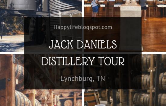 Jack Daniels Distillery Tour