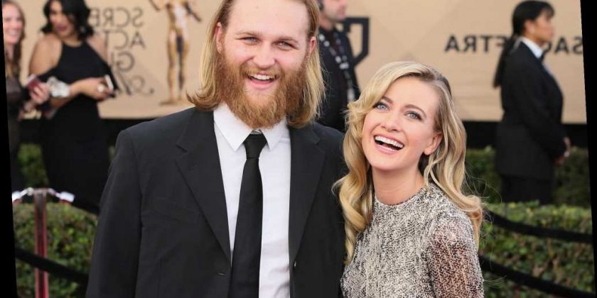 Wyatt Russell expecting first child with wife Meredith Hagner | happy LifeStyle inc