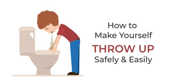 Yourself Throw Up Without Fingers
