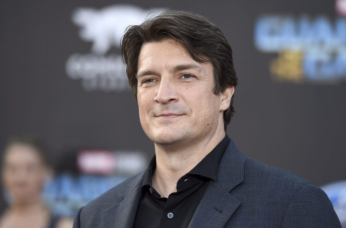 Nathan Fillion wife