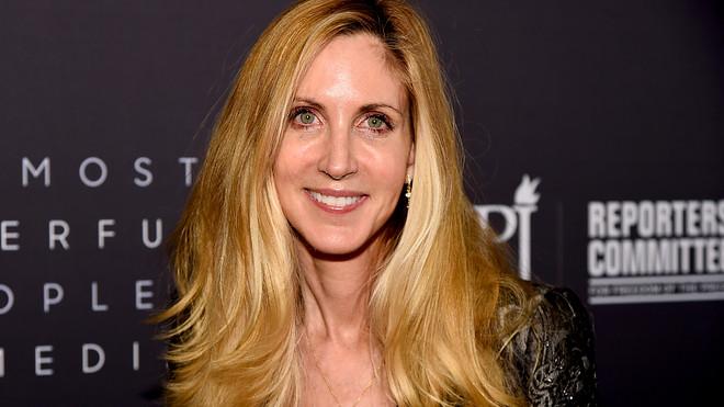 Ann Coulter Spouse