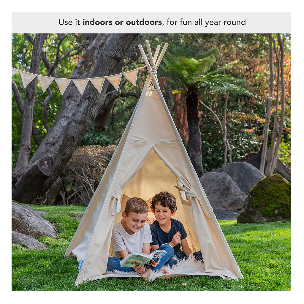 release date: 22071 0bc4b TeePee Play Tent for Kids