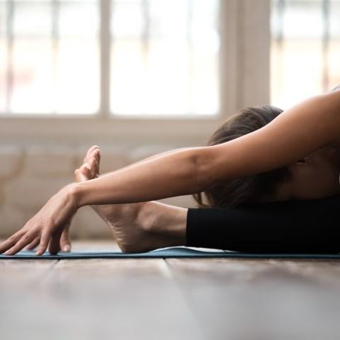 Yoga in English