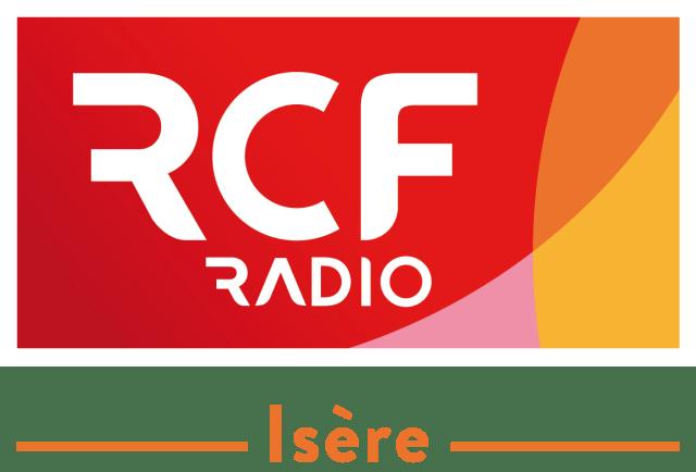 Logo de RCF Radio Isère