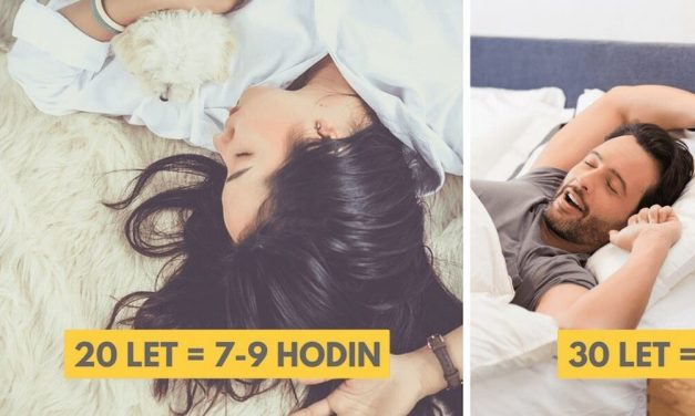 Kolik hodin spát, když je vám 18, 30 nebo 45 let? Zjistěte, jak dlouho spát