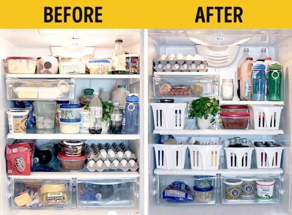 jak si uspořádat věci doma