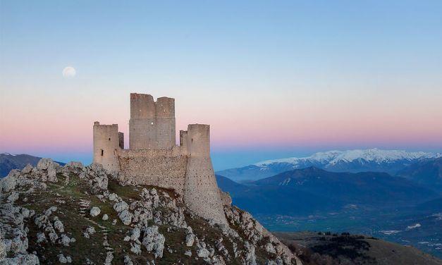 Itálie rozdává zadarmo své hrady a tady se dozvíte, jak jeden získat