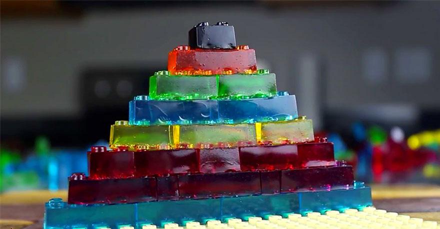 LEGO bonbóny