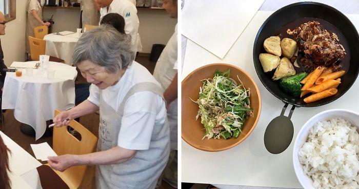 """V """"Restauraci špatných objednávek"""" obsluhují staří lidé s demencí a nikdy nevíte, co dostanete"""