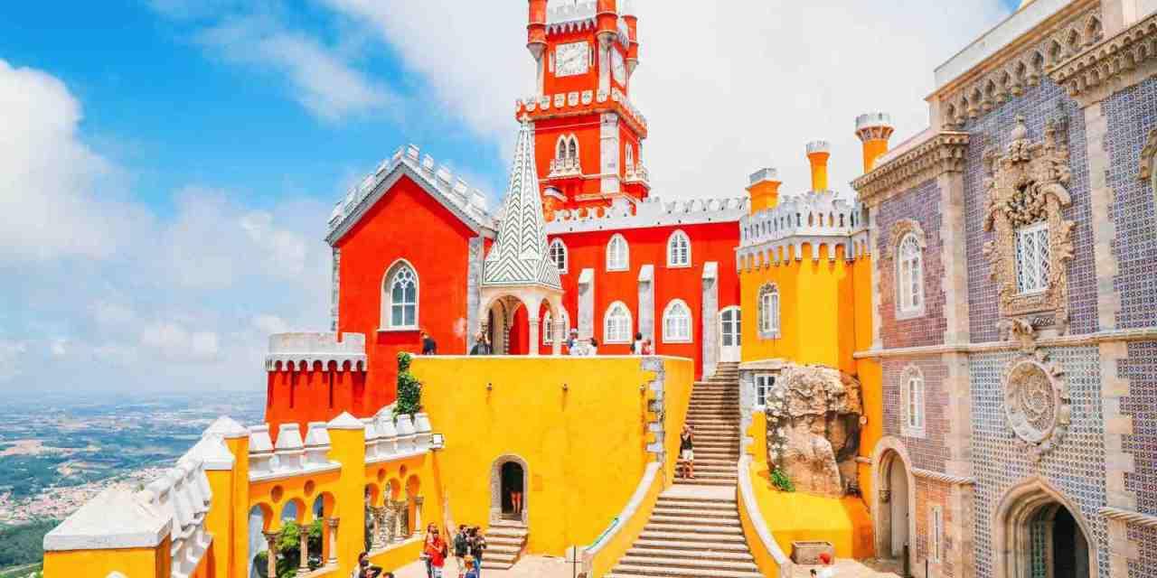 12 božích hradů a zámků v Evropě, které musíte vidět
