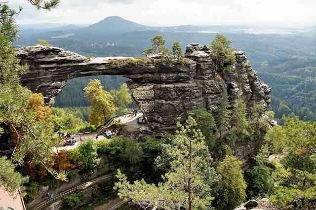 25 nejkrásnějších míst národního parku České Švýcarsko a jeho okolí