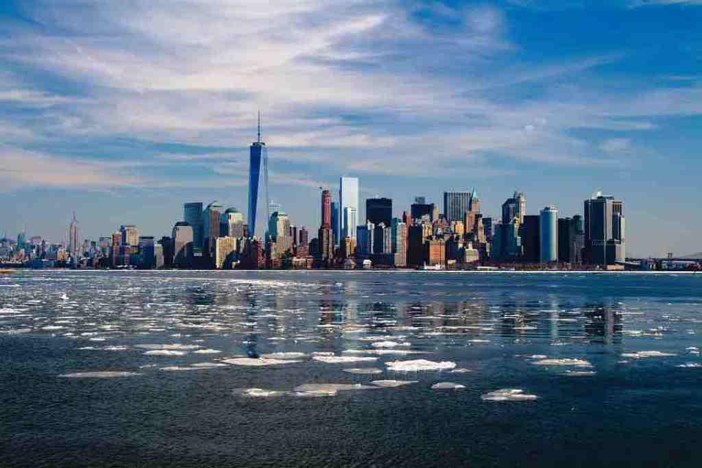 ubytování v New Yorku