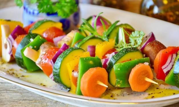 Grilovaná zelenina: 5 jednoduchých receptů, které si oblíbíte