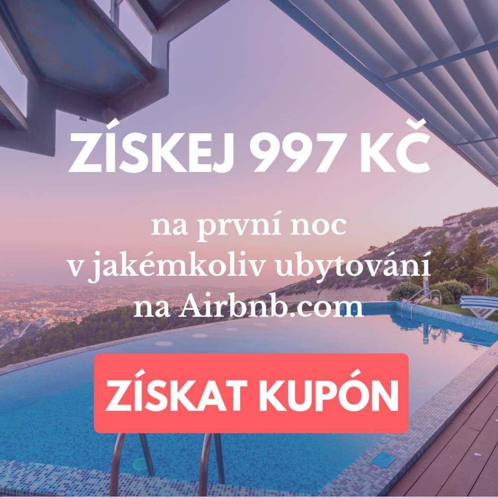 Airbnb kupon more