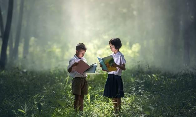 Nejlepší básničky pro děti, které známe od svých maminek a babiček