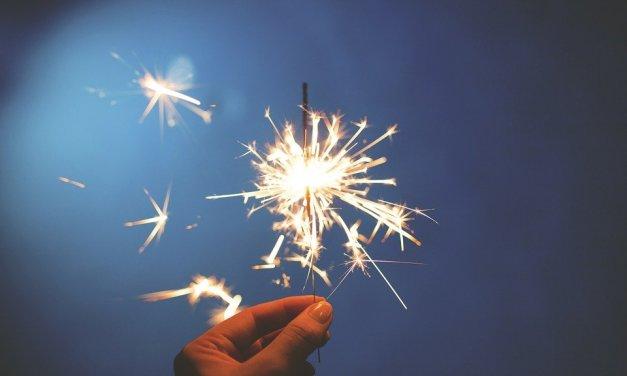 10 nápadů na nejhezčí novoroční přání