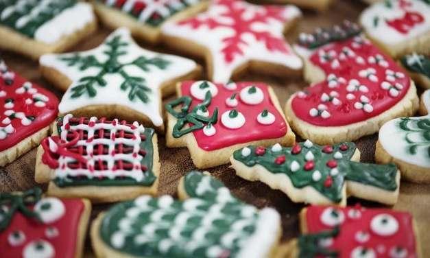 10 úžasných receptů na vánoční cukroví, po kterém se slehne zem