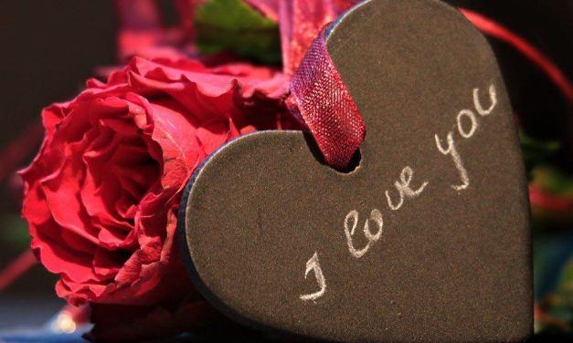 10 nápadů na nejhezčí valentýnské přání