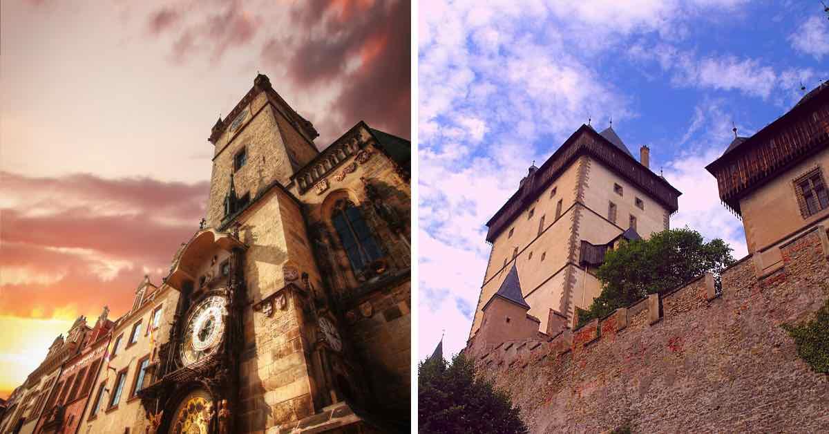 Kvíz: Jen 1 z 10 lidí dokáže poznat všech 10 českých památek