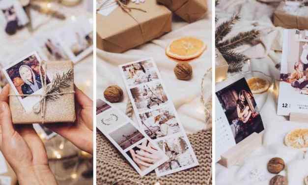 TOP tipy na originální vánoční dárky z fotografií