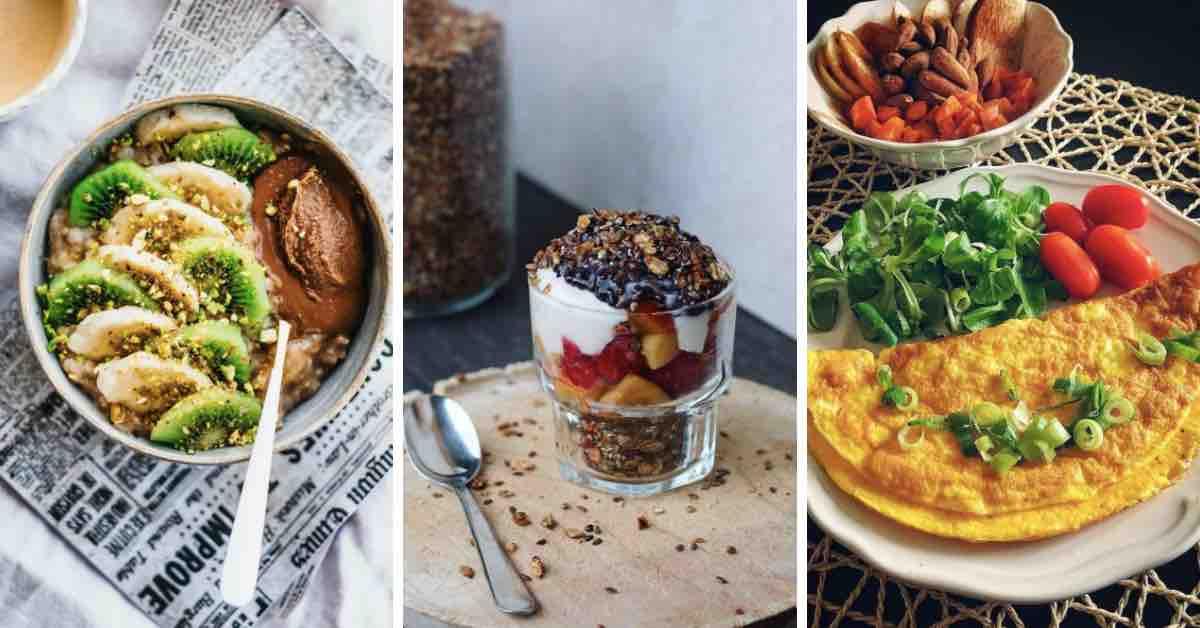 Jak má vypadat dobrá snídaně? 5 tipů na to, co si dát k snídani