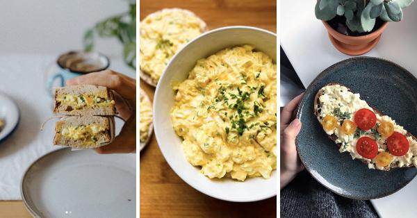 Vajíčková pomazánka 3x jinak: zamilujete si ji
