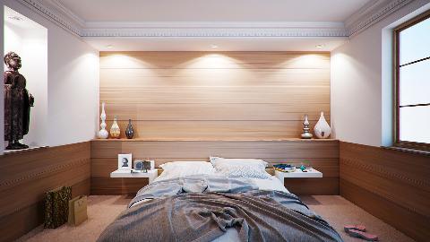 10 nápadů na dekorace do ložnice, díky kterým se vám bude dobře spát