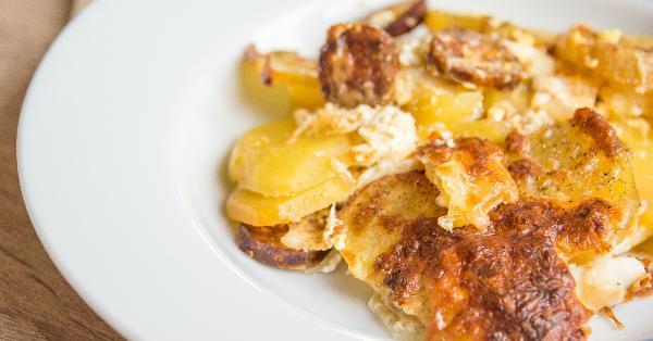 Tip na ideální oběd či večeři: francouzské brambory