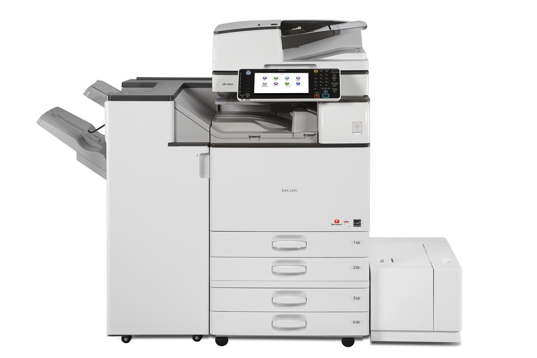 Ricoh Aficio MP 6054SP Digital Multifunctional Photocopier HappyMars